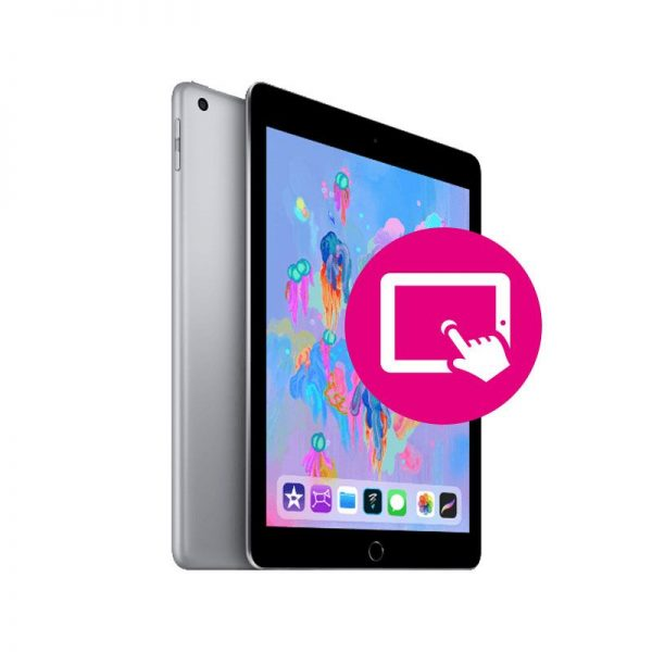 iPad 2018 Touchscreen reparatie