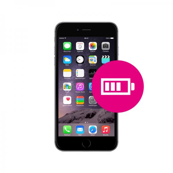 iphone 6 plus batterij vervangen almelo