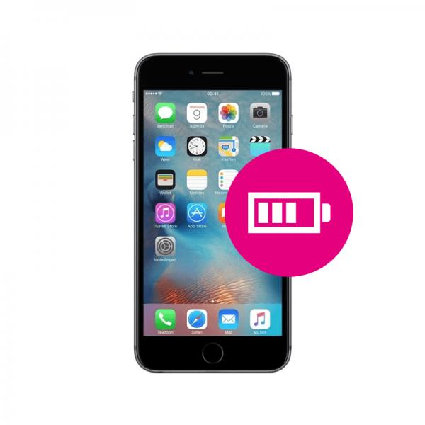 iphone 6s plus batterij vervangen almelo