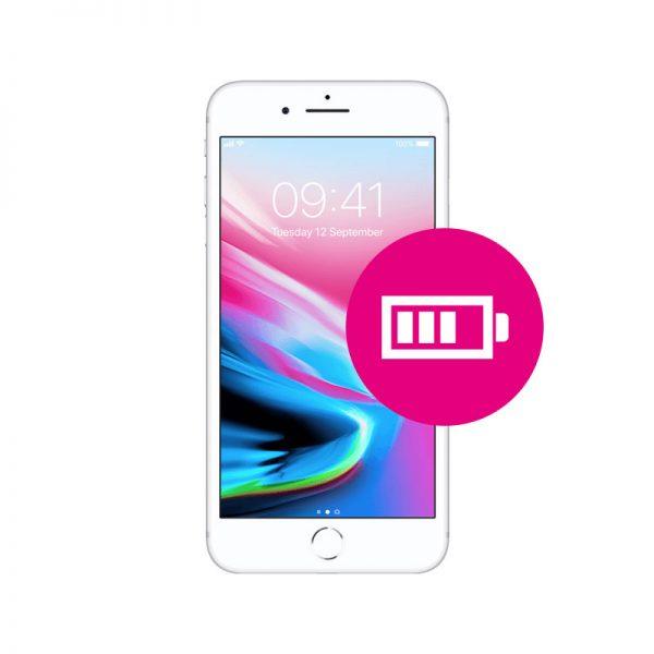 iphone 8 plus batterij vervangen almelo