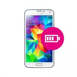 Samsung Galaxy S5 batterij vervangen
