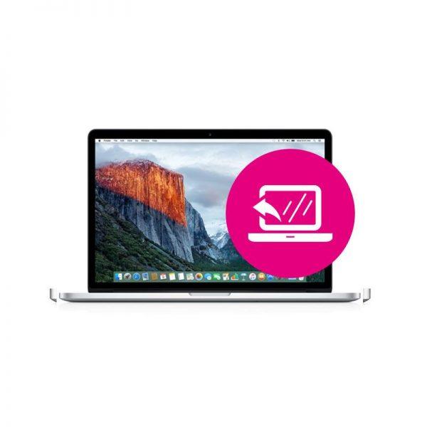 MacBook Pro scherm reparatie A1286 2012 – Glossy