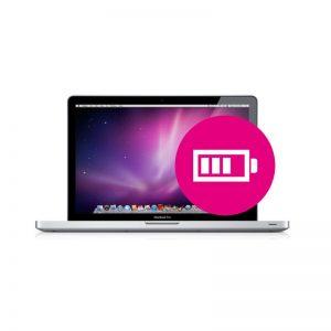 MacBook Pro batterij vervangen A1286 2008-2009