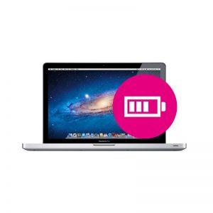 MacBook Pro batterij vervangen A1286 2009-2010