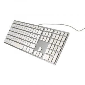Apple A1243 bedraad toetsenbord met numeriek deel MB110LL/B
