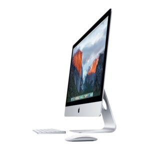 Refurbished iMac 27 inch Late 2013 (Marge)