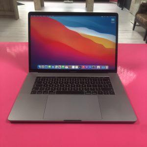 Macbook Pro | 15-inch 2016 | 16GB | 251GB (Marge)