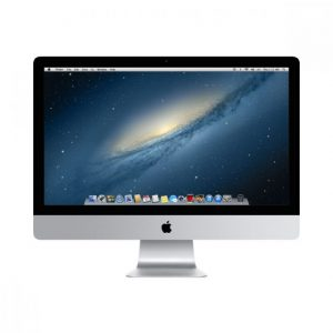 iMac 21.5-inch Late 2013   8GB   250GB SSD opslag (Marge)