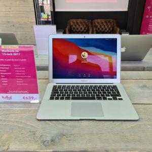 MacBook Air 13-inch 2017   8GB   121GB opslag (Marge)