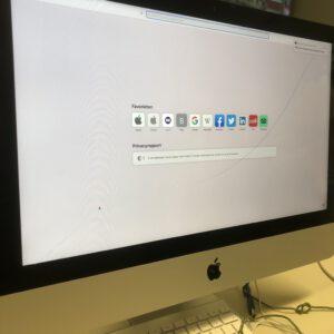 iMac 21.5-inch 2014   8GB   500GB HDD opslag (Marge)